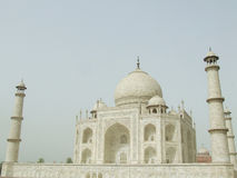 Magical monument-The Taj Mahal Stock Image