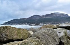 Magical Mourne Mountains Stock Photos