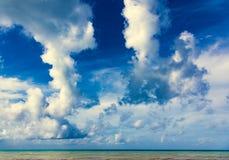 Magical paradise beach of the Caribbean sea Stock Photo