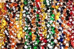 Magical parfums Stock Photography