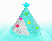 Magical Party Hat Royalty Free Stock Images