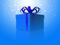 Magical Present Stock Image