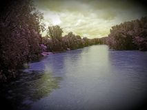 Free Magical River Stock Photography - 120250812