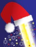Magical Santa Hat Royalty Free Stock Images