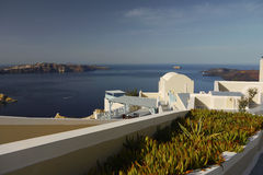 Magical Santorini Royalty Free Stock Photo
