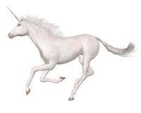 Magical Unicorn - galloping Royalty Free Stock Image