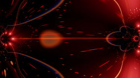 Magical video background animation, loop HD 1080p Royalty Free Stock Photos
