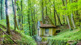 Magical Water House Stock Images