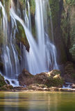 Magical Waterfall Royalty Free Stock Photography