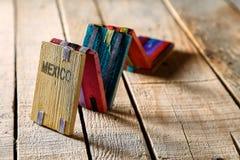 Magicas Tablitas - игрушка волшебных таблеток мексиканская Стоковое Изображение RF
