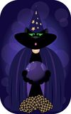 The magician cat a hat Royalty Free Stock Photo