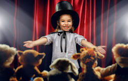 Magician Royalty Free Stock Images