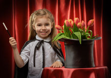 Magician Royalty Free Stock Photos