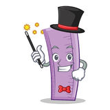 Magician ruler character cartoon style Royalty Free Stock Photography
