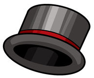 A magician's hat Royalty Free Stock Photos