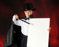 Magician's Sign Royalty Free Stock Images