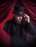 Magician Royalty Free Stock Photo