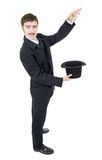 Magician Royalty Free Stock Photo