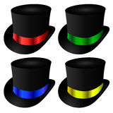 Magicians Bowler Hat Royalty Free Stock Image