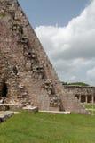 The Magicians Pyramid Uxmal Yucatan Mexico Stock Photos