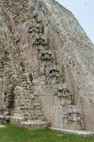 The Magicians Pyramid Uxmal Yucatan Mexico Royalty Free Stock Photo