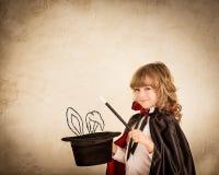 magicien Image stock