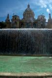 Magiczna fontanna Obrazy Stock