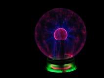 Magiczna lampa w zmroku obrazy stock