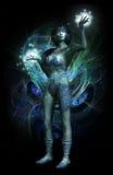 magiczna nimfą Zdjęcia Royalty Free