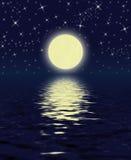 magiczna noc ilustracja wektor