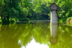 magiczna rzeka Zdjęcie Royalty Free
