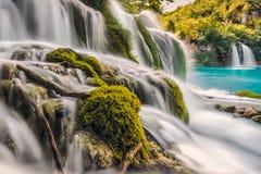 magiczna wodospadu Obrazy Stock