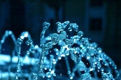 magiczne 3 wody. Fotografia Royalty Free