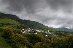 Magiczne Góry Obraz Stock