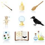 magiczne symbole zestaw Obraz Stock