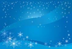 magiczne tła zimy. Obrazy Stock