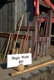 magicznej różdżki Obraz Royalty Free