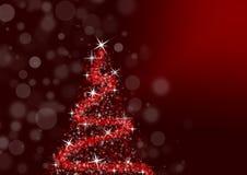 Magiczni Boże Narodzenia Fotografia Royalty Free