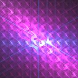 Magiczni purpura guziki royalty ilustracja