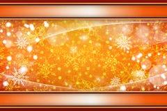 Magiczny bożego narodzenia tło ilustracja wektor