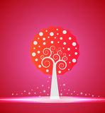 Magiczny drzewo Obrazy Stock