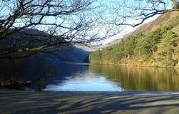Magiczny jezioro Zdjęcie Royalty Free