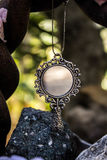 Magiczny lustro Fotografia Stock
