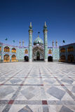 magiczny meczet obraz royalty free