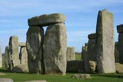 magiczny stonehenge Zdjęcia Royalty Free