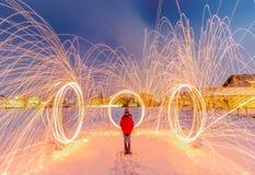 Magie ! ! ! Photos libres de droits