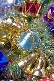Magie 8 de Noël Photographie stock libre de droits