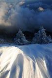 Magie d'hiver Photo libre de droits