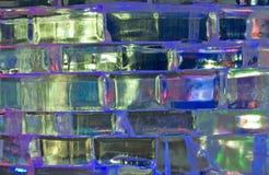 magie de glace Photographie stock libre de droits