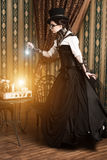 Magie de Halloween Image libre de droits